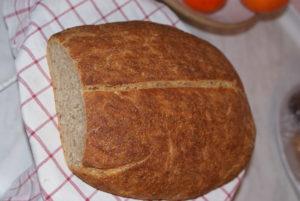Kyselý kvásek Chleba