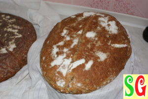 Olivový chleba